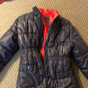 Nautica size 8 kids winter jacket